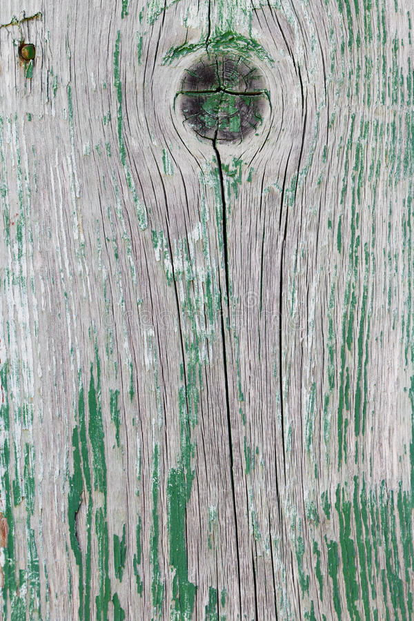 Alter hölzerner Fußboden stockbild