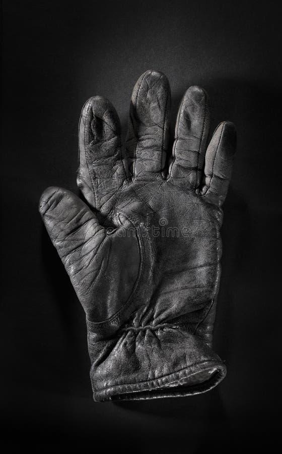 Alter Handschuh Lizenzfreies Stockbild