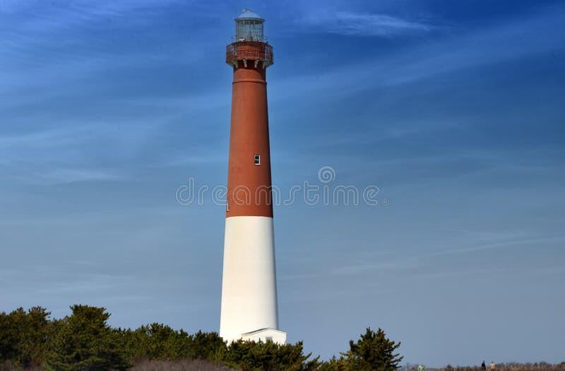 Alter Leuchtturm lizenzfreie stockfotos