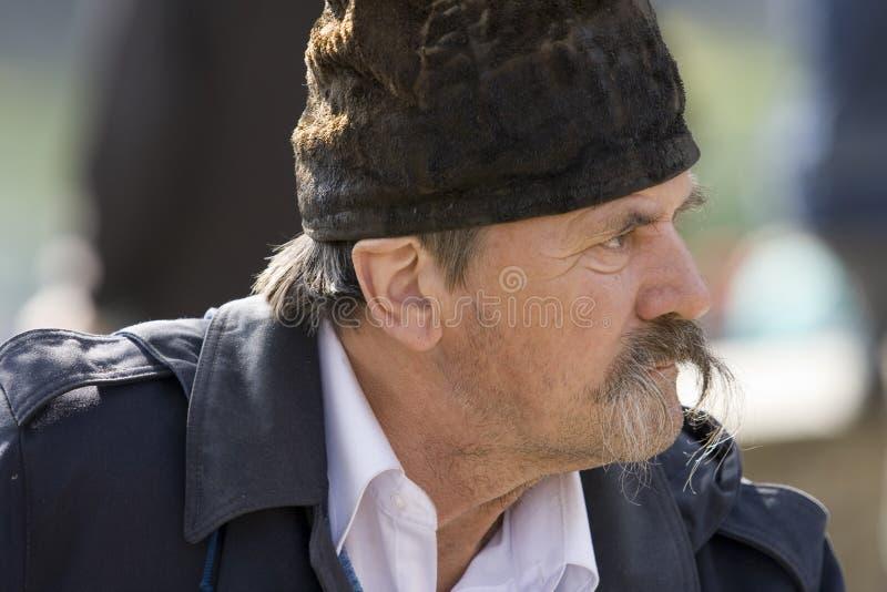 Alter Mann stockfoto