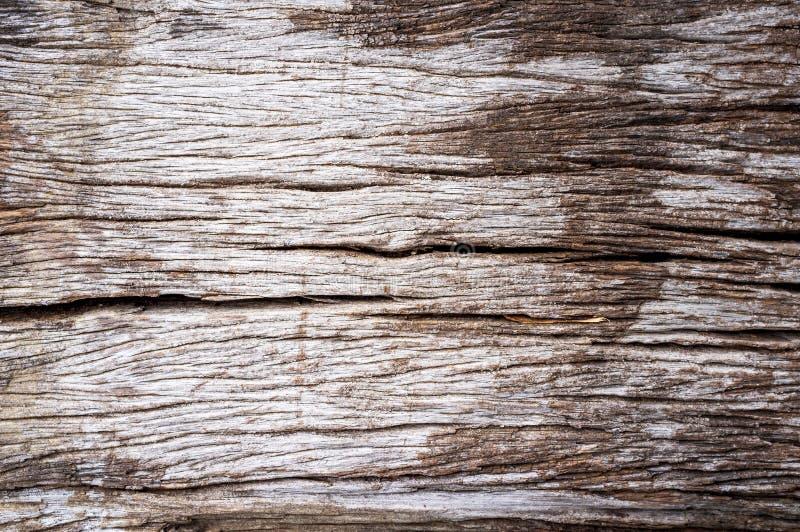 Alter natürlicher hölzerner Hintergrund Nahaufnahmeschmutz-Holztisch textu lizenzfreie stockfotos