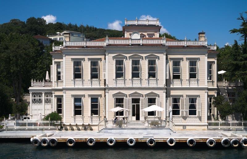 Alter Palast Istanbul stockbild