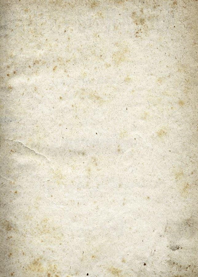 Alter Papiergrunge Hintergrund lizenzfreie stockbilder