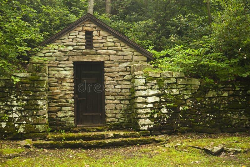 Alter Pumphouse stockbild