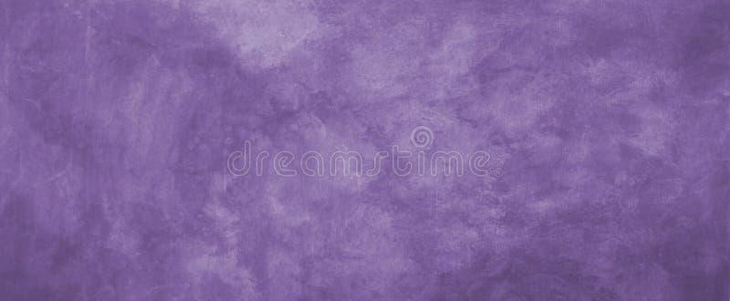 Alter purpurroter Hintergrund mit überlagertem gemarmortem Weinlesegrunge-Rockstein und Schalenfarbe über Rostmetallbeschaffenhei vektor abbildung