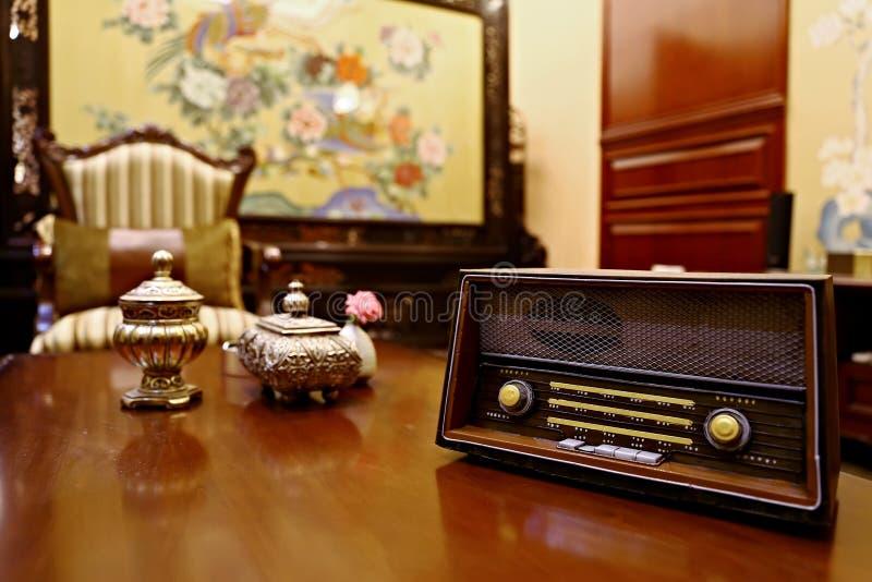Alter Radio stockfotografie