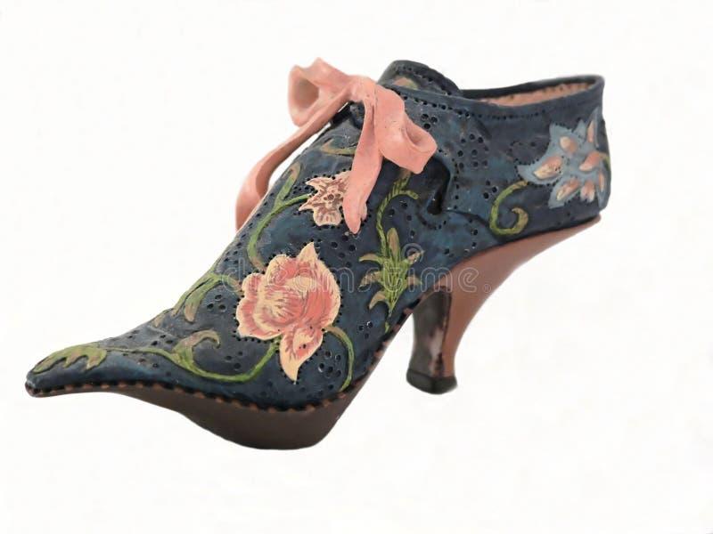 Alter Schuh   lizenzfreie stockfotos