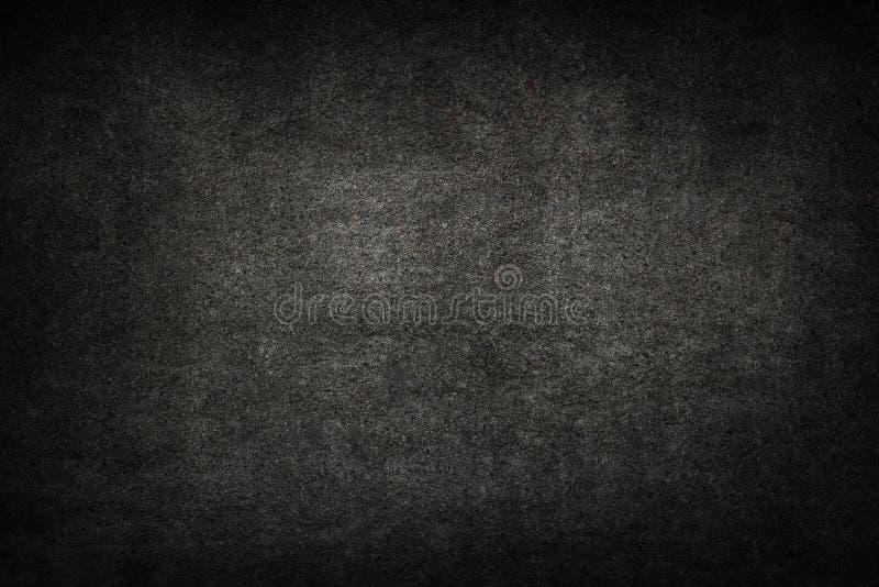 Alter schwarzer Hintergrund Grunge Beschaffenheit Dunkle Tapete tafel stockfotografie