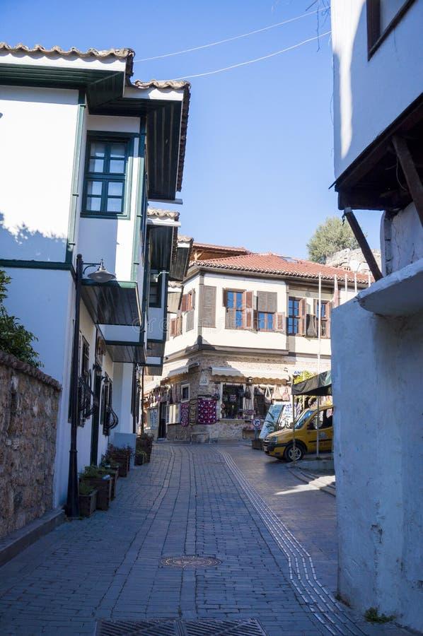 Alter Stadtbasar Antalyas, alter Stadtbasar Antalyas lizenzfreie stockfotografie