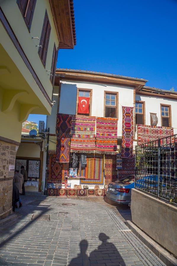 Alter Stadtbasar Antalyas, alter Stadtbasar Antalyas stockbild
