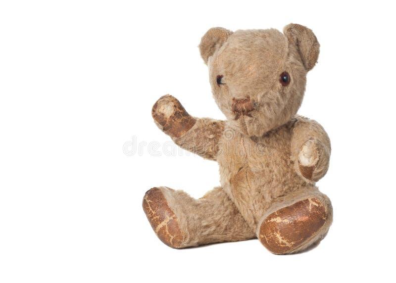 Alter Teddybär stockbilder
