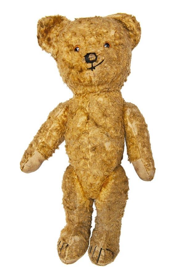 Alter Teddybär lizenzfreie stockfotos