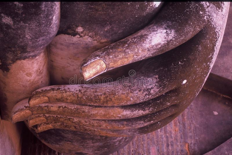 Alter Tempel im Welterbe lizenzfreie stockbilder