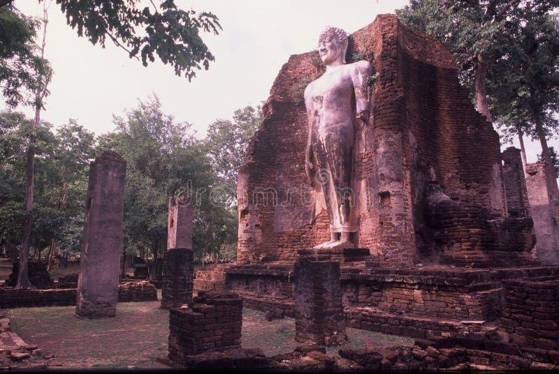 Alter Tempel im Welterbe stockbilder