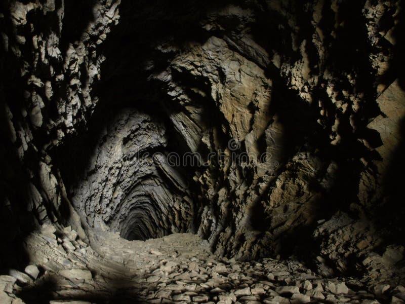 Alter Tunnel lizenzfreies stockfoto