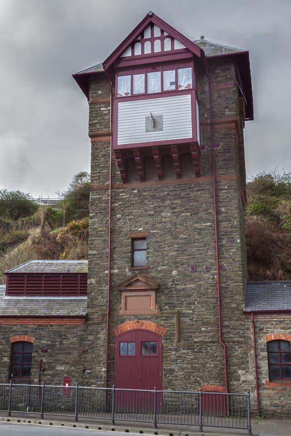 Alter Turm in Douglas lizenzfreies stockfoto
