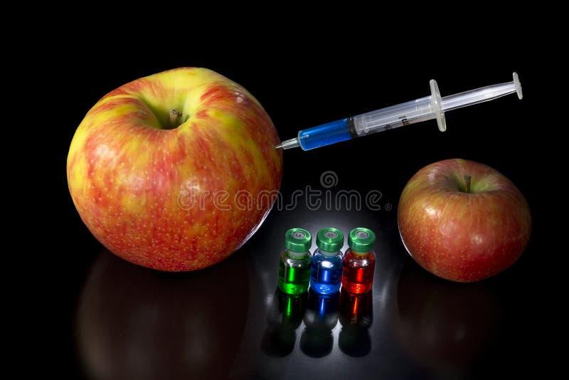Alterado Genetically fotografia de stock royalty free