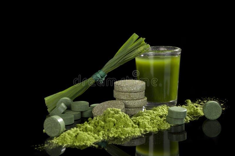 Alternatieve geneeskunde. stock foto's