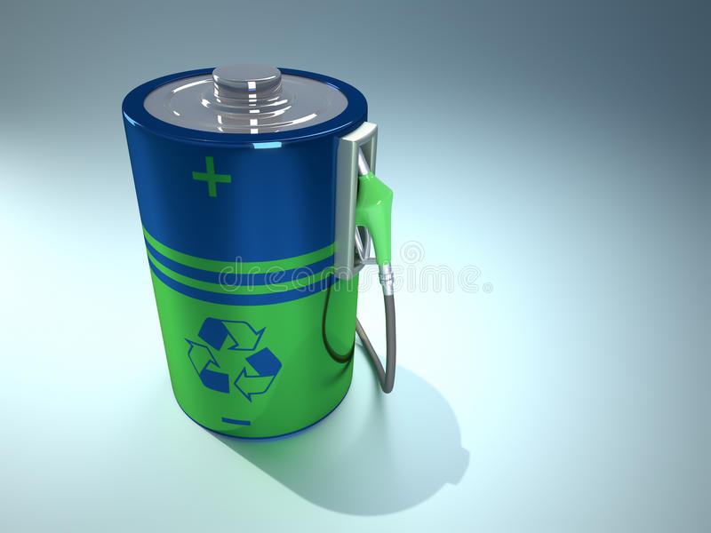 Download Alternative energy stock illustration. Image of generation - 11655693