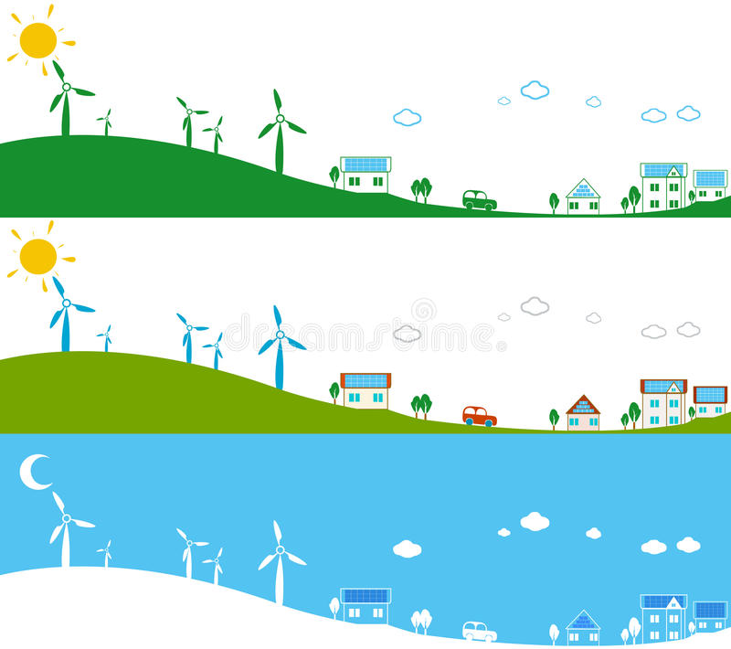 Download Alternative Energy Sources Royalty Free Stock Photography - Image: 26558287