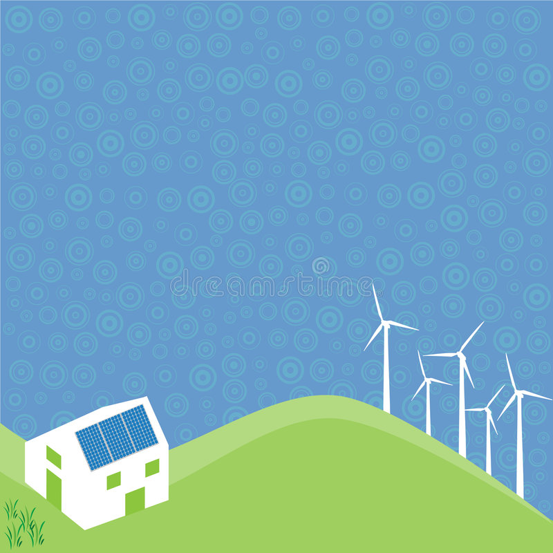 Download Alternative energy sources stock vector. Illustration of nature - 8877445