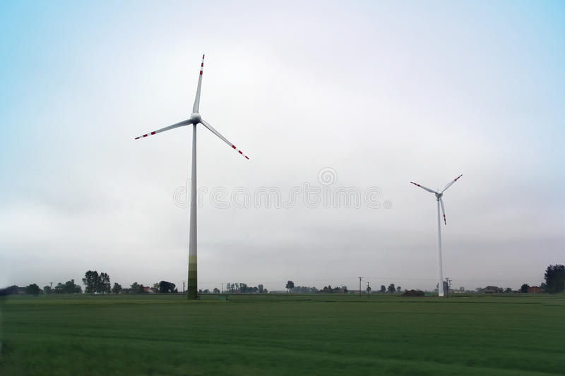Download Alternative Energy Wind Turbines Stock Photo - Image: 41941313