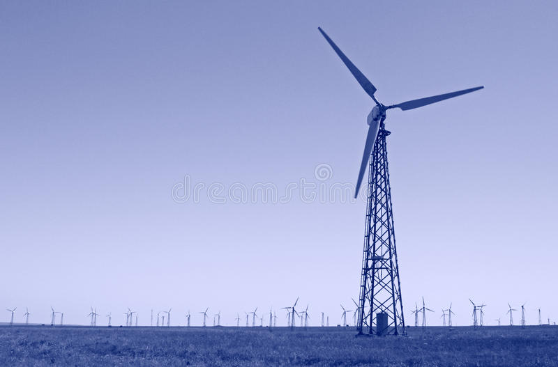 Download Wind Turbines Power Station Stock Photo - Image: 29735172