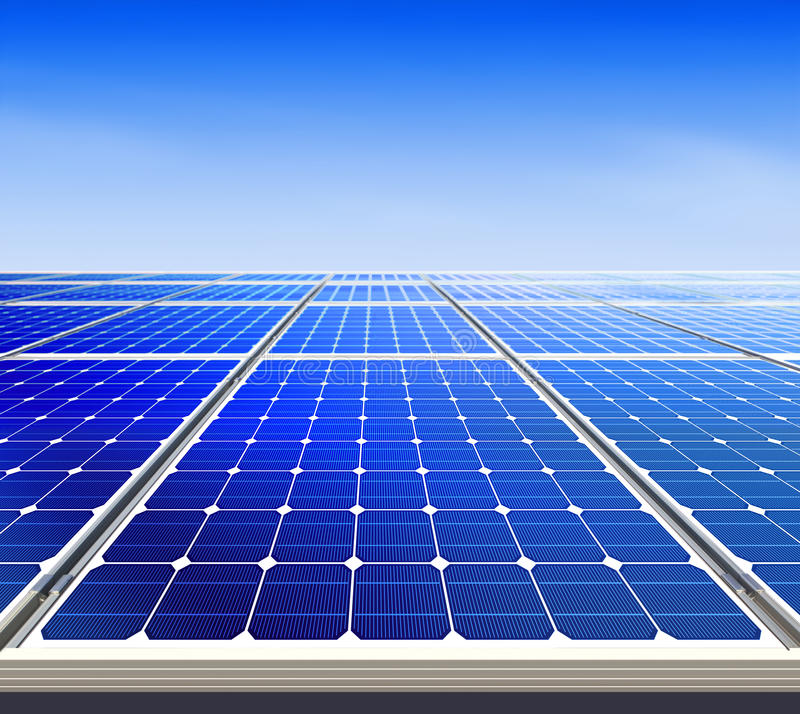Download Alternative solar energy l stock photo. Image of modular - 26562992