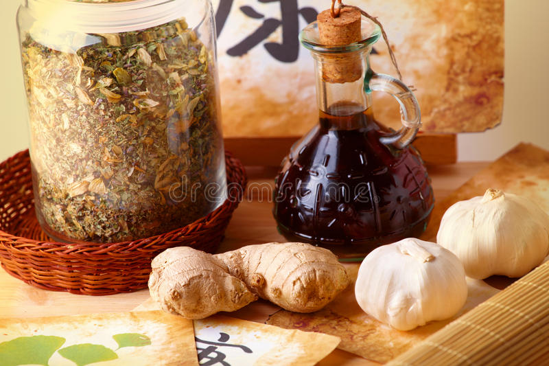 Download Alternative Therapy stock image. Image of ginko, chinese - 11361913