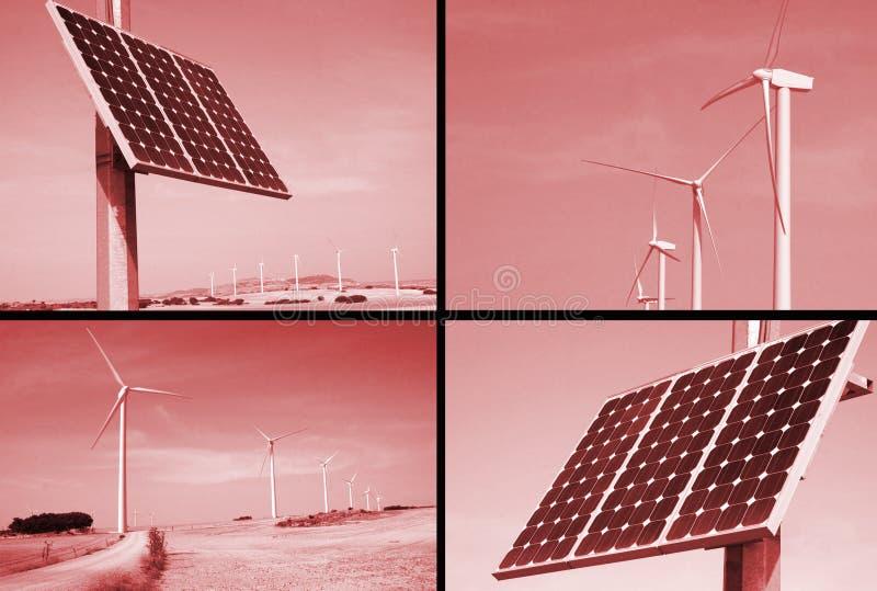 Alternative Wind Energy Stock Photography
