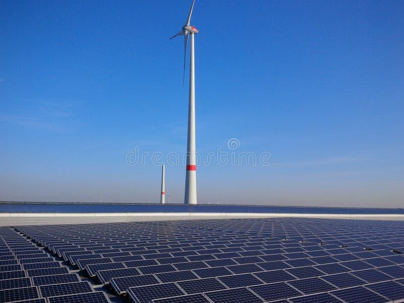 alternatywna energia obrazy stock