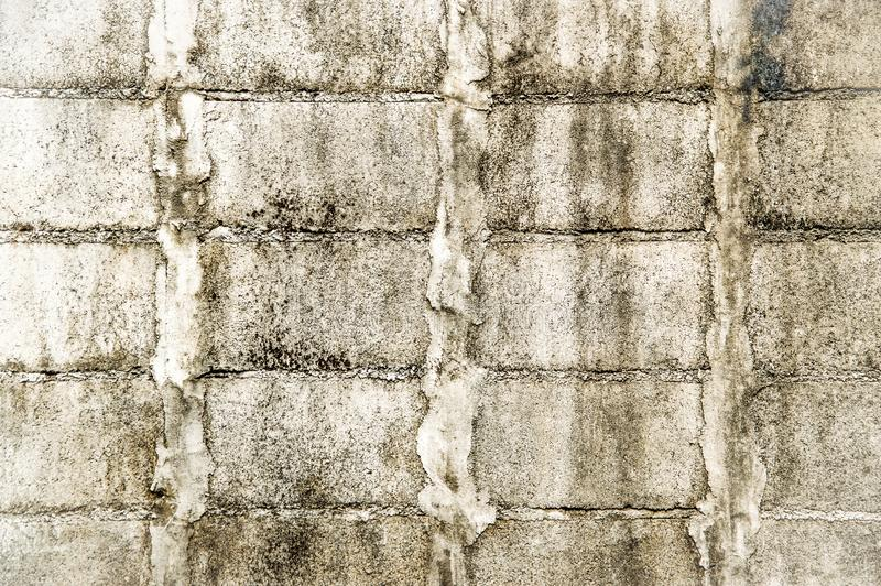 Altes Backsteinhaus der Hintergrundbacksteinmauer-Backsteinmauer stockbilder