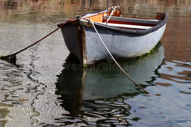 Altes Boot stockfoto