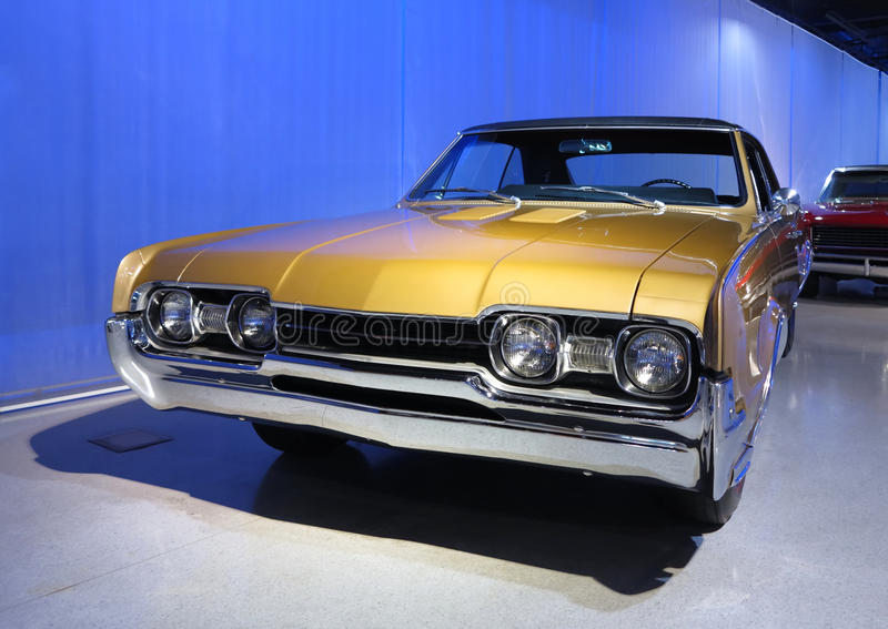 Altes Buick-Auto stockfotografie