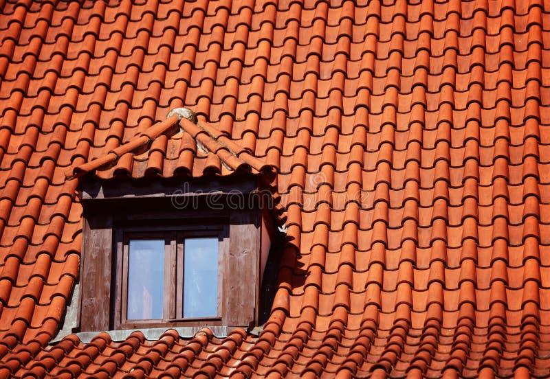 Altes Dach stockfotos