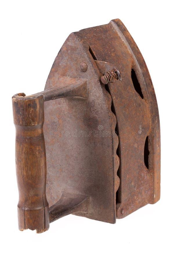 Download Altes Eisen stockfoto. Bild von flach, geschäft, handmade - 12201168