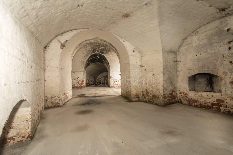 Altes Fort lizenzfreies stockfoto