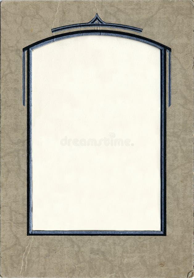 Altes Frame-03 lizenzfreie stockbilder