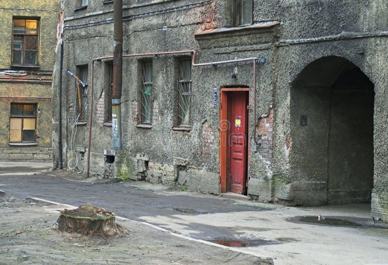 Altes Gebäude stockfotos