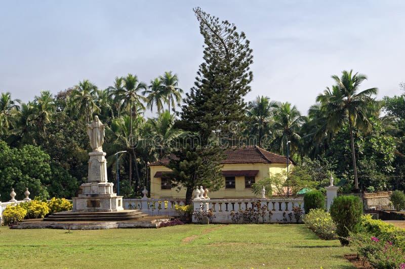 Altes Goa stockfotografie