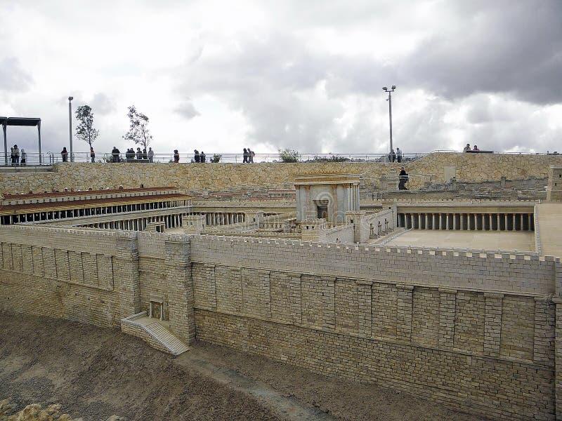 Altes Jerusalem lizenzfreie stockfotos