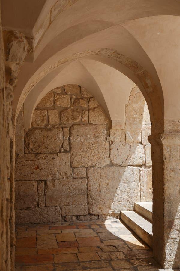 Altes Jerusalem stockbild
