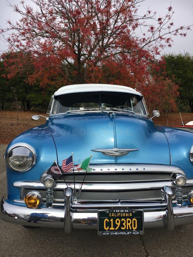 Altes klassisches amerikanisches Auto stockfotografie