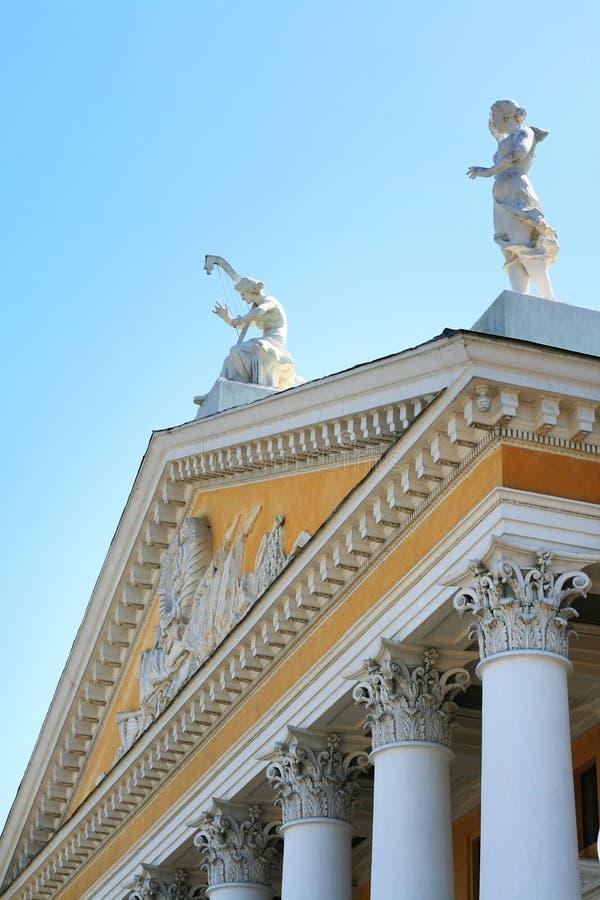 Altes klassisches Gebäude lizenzfreie stockfotografie
