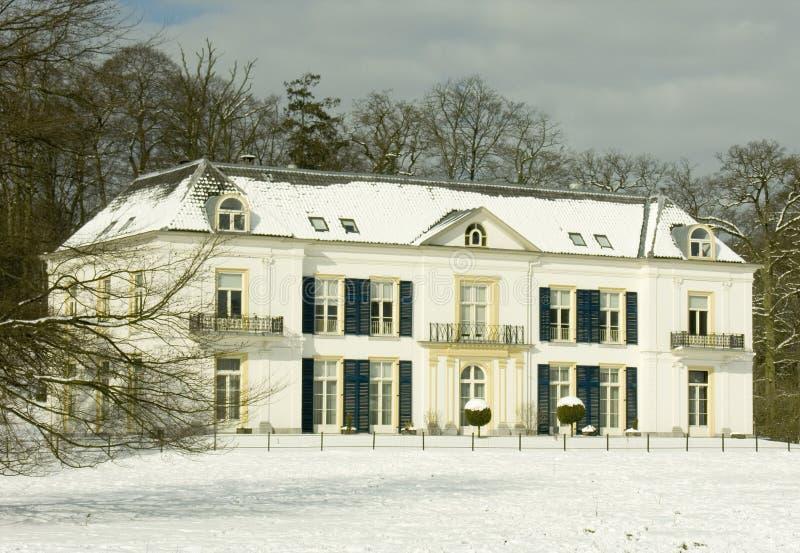 Altes landhouse lizenzfreies stockbild