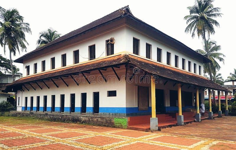 Altes Moscheen-Gebäude stockbild