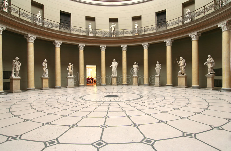 Altes Museum Berlin royalty free stock images