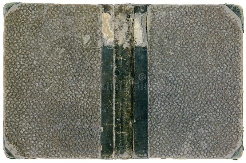 Altes offenes Buch 1932 lizenzfreies stockfoto