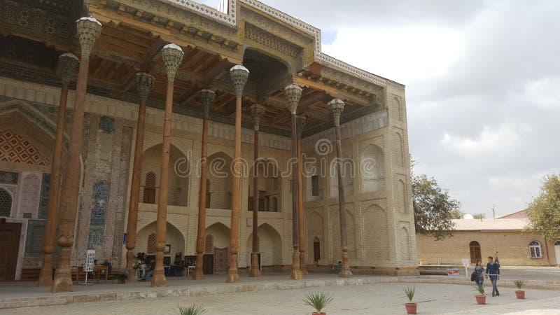 Altes orientalisches Gebäude lizenzfreie stockfotografie