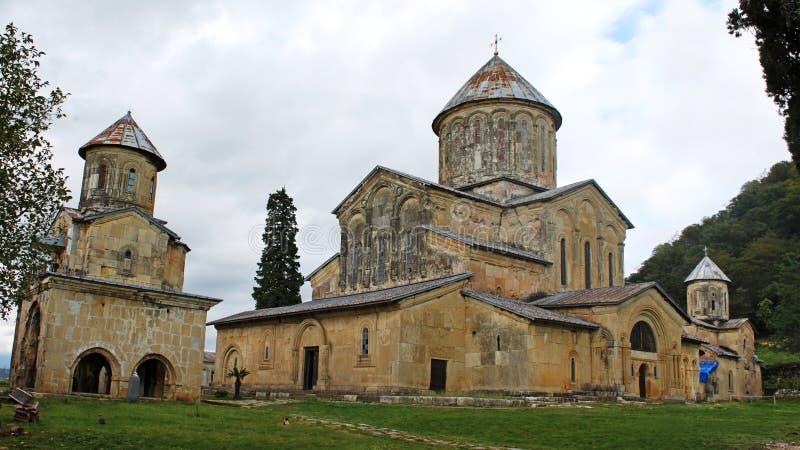 Altes orthodoxes Kloster Gelati lizenzfreie stockbilder